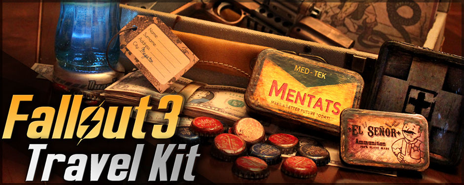 Fallout 3 Travel Kit + Downloads