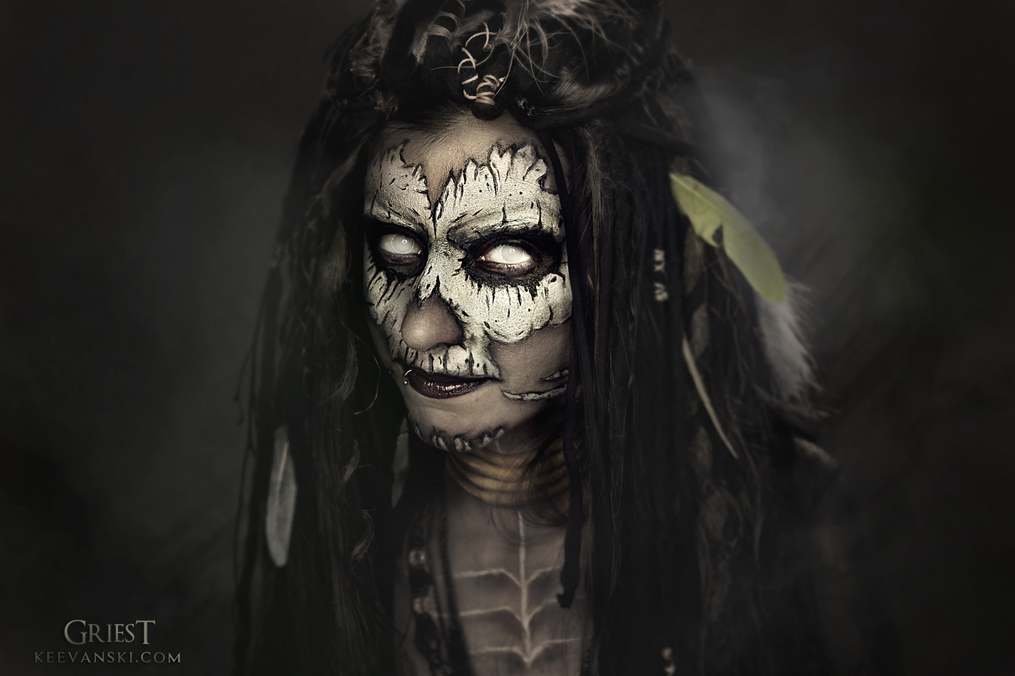 Voodoo Priest Makeup Pixshark Galleries