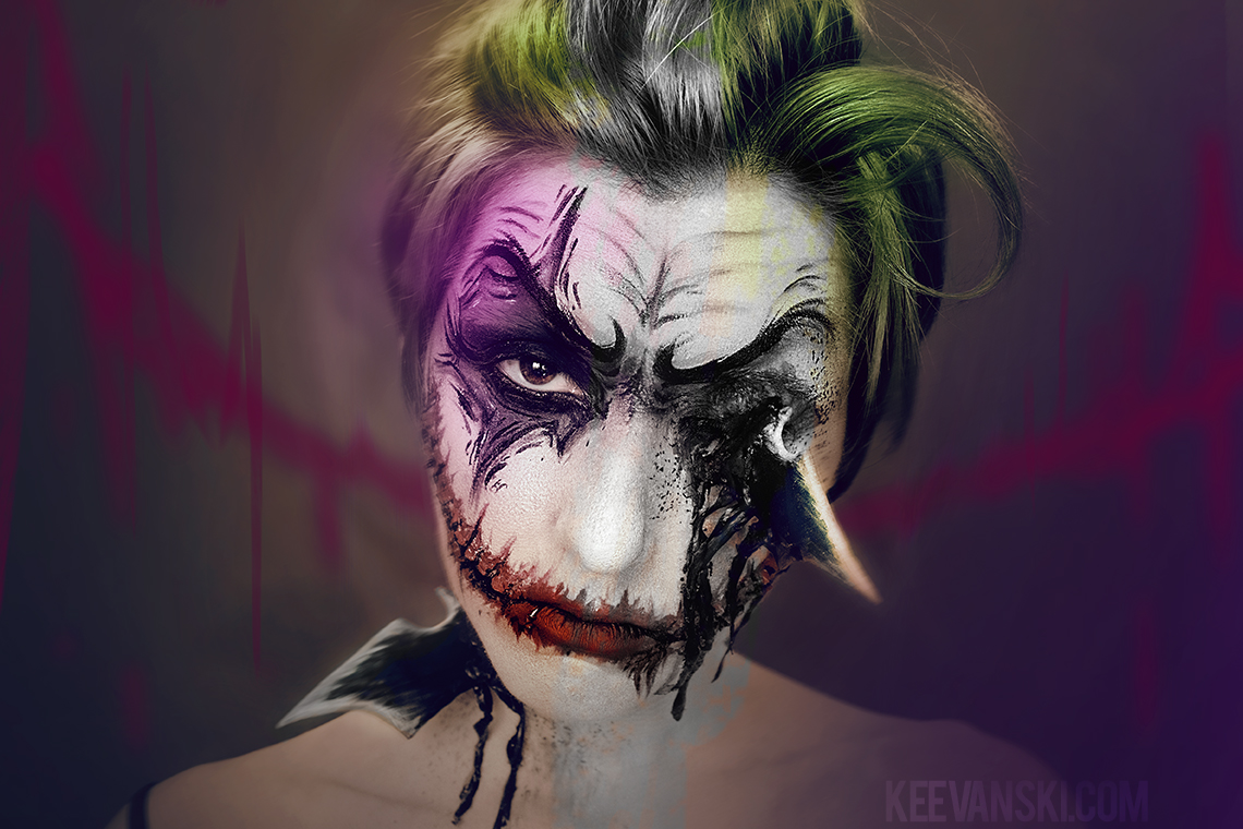 Joker-Vs-Batman-Makeup-Fx-Artwork-4_By_Keevanski