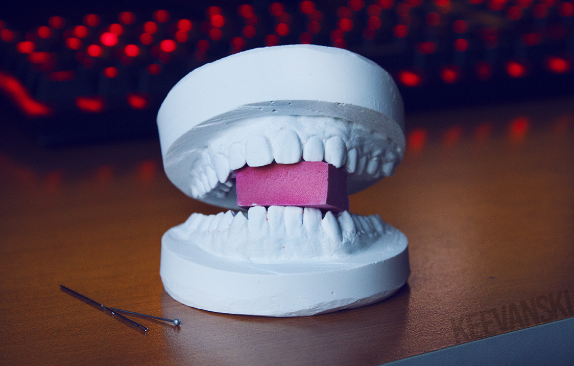 DIY Dental Casting · Impresión Dental