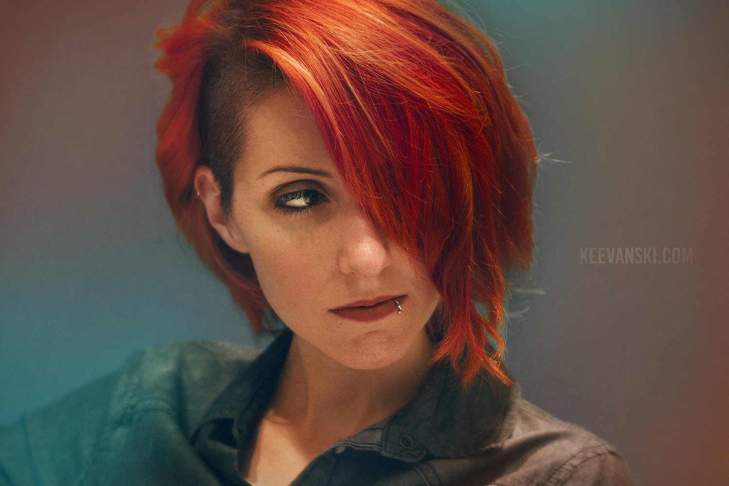 red-hair-sidecut-by-keevanski