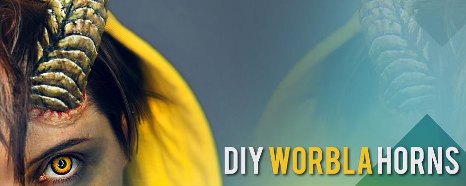 DIY Worbla Horns