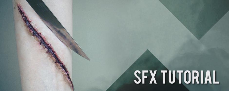 Corte falso · SFX Basics