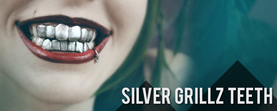Silver Grillz Teeth Polymorph Thermoplastic Tutorial